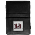 Montana Grizzlies Leather Jacob's Ladder Wallet